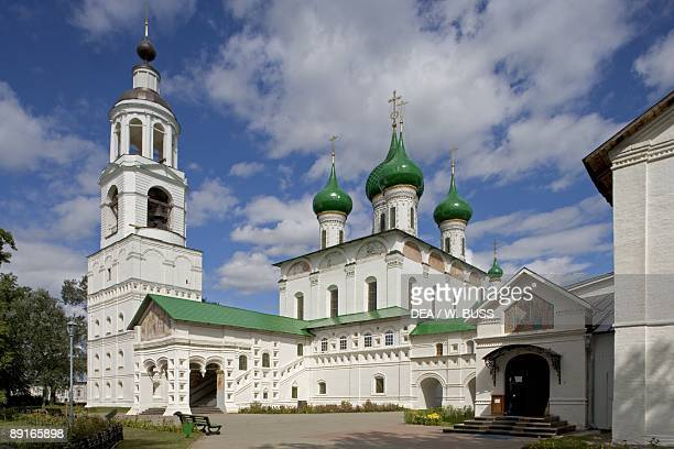 Russia Yaroslavl Historical Centre of City of Yaroslavl Cathedral of Presentation
