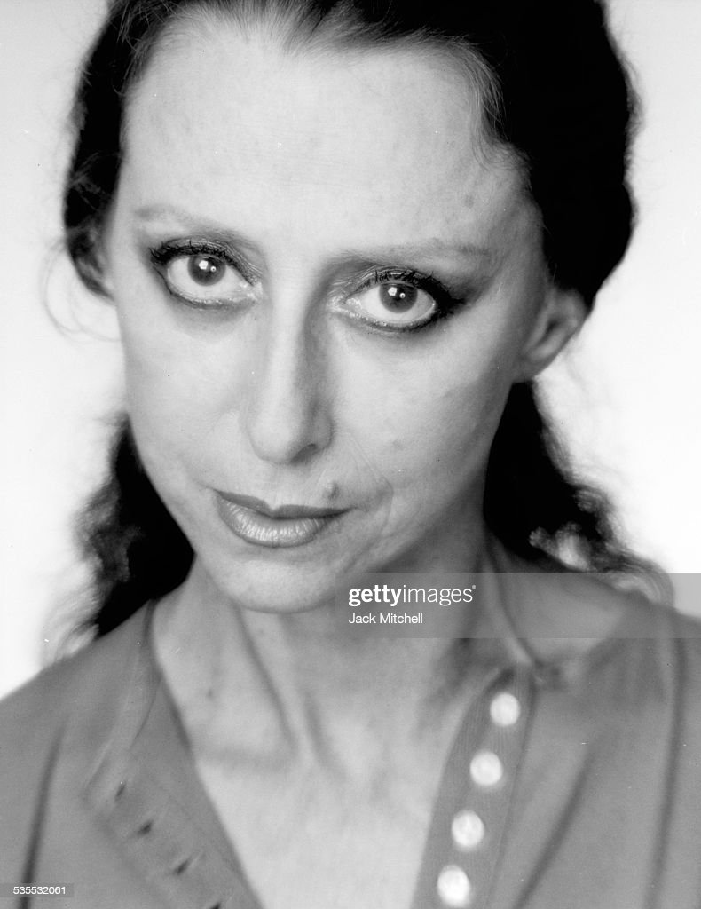 Russian ballerina <a gi-track='captionPersonalityLinkClicked' href=/galleries/search?phrase=Maya+Plisetskaya&family=editorial&specificpeople=763156 ng-click='$event.stopPropagation()'>Maya Plisetskaya</a> photographed in June 1987.