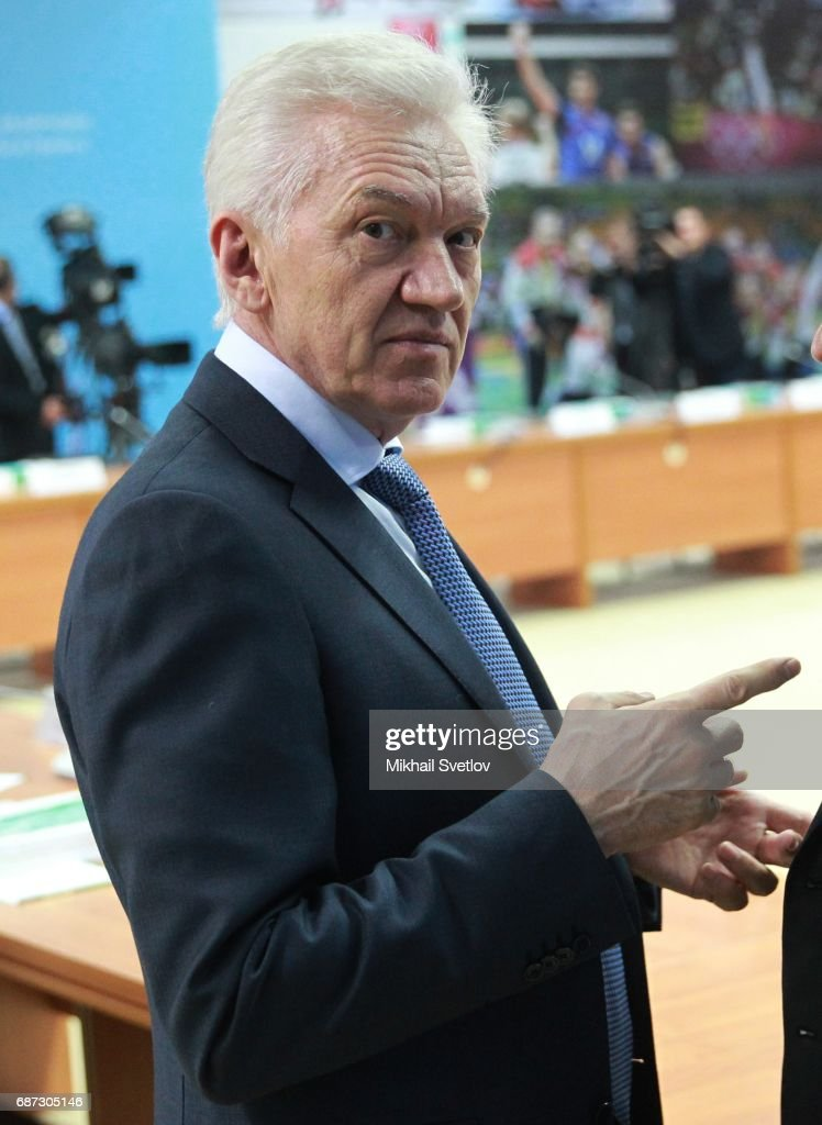Russian President Vladimir Putin and FIFA President Gianni Infantino Visit Krasnodar