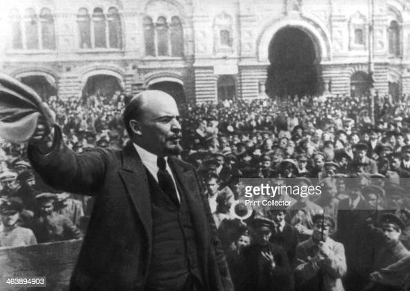 the role of vladimir ilich lenin in the russian october revolution Vladimir lenin, 1922 © lenin was one of the leading political figures and revolutionary thinkers of the 20th century, who masterminded the bolshevik take- over of power in russia in 1917, and was the architect and first head of the ussr vladimir ilich ulyanov was born in simbirsk on the volga river on 22 april 1870 into a.