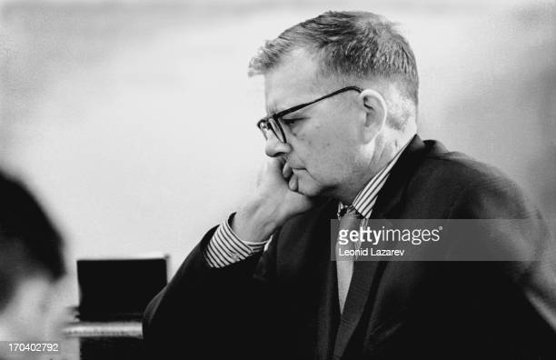 "the compositions of the russian composer dmitri dmitriyevich shostakovich Composer dmitri dmitriyevich shostakovich was born in the era of the russian association of proletarian musicians – an organization created to ""scourge and chastise in the name of the party."