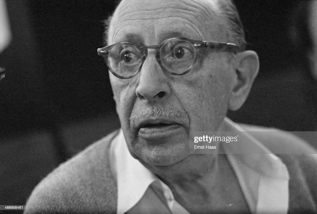 the life and compositions of igor stravinsky Igor stravinsky was born in lomonosov (then oranienbaum), 17 june 1882 and  died in new  it has remained one of stravinsky's most famous pieces of music.
