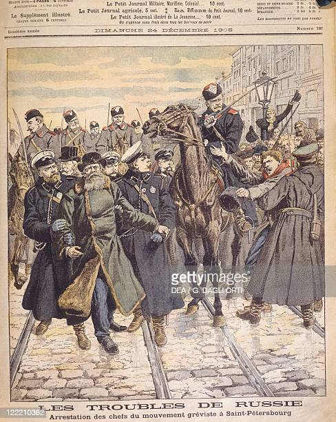 explain why in 1905 revolution broke Paul tamplin why did revolution break out in russia in 1905 problems in russia in the early nineteenth century were increasing, and the tensions that were present in russian society were to come to a climax in 1905 when a combination of political, social and economic long and short-term factors.