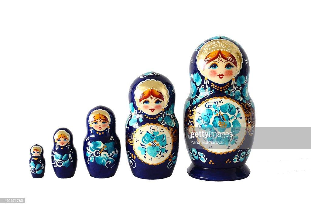 Good Russian Nesting Dolls (Matryoshka)