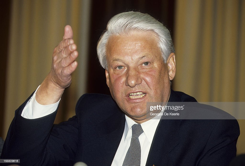 UNS: On This Day - July 10th - Boris Yeltsin Takes Office As The First Elected President Of Russia