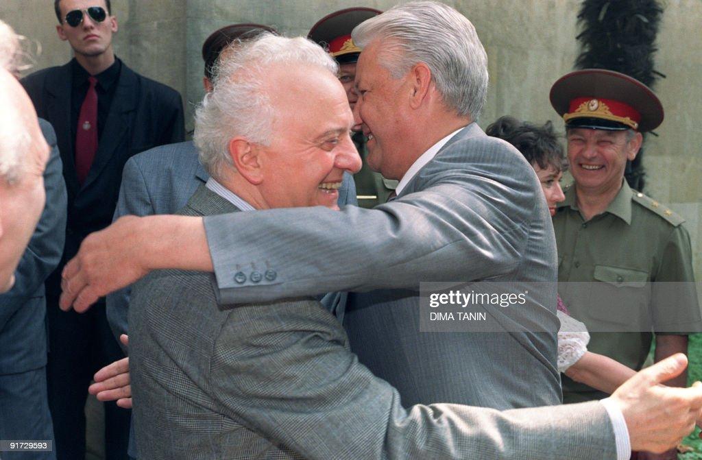 Eduard Shevardnadze Dies At 86