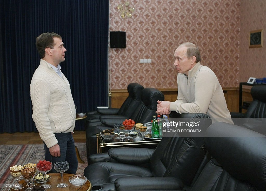 Russian President Dmitry 23