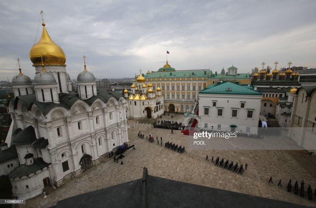 Dmitry Medvedev | Getty Images  Predecessor