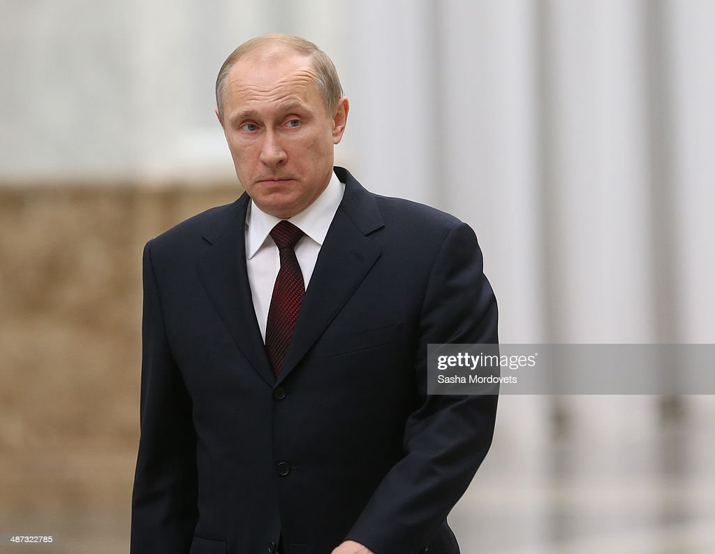 leadership analysis of russian president vladimir It's no accident of fate that president vladimir putin's approval rating hovers around 87 percent as opposed to president obama's which is at an all-time low of.