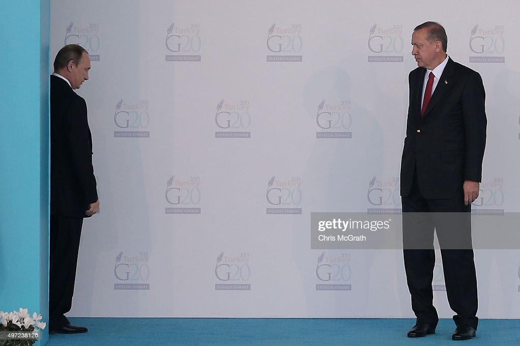 Turkey Hosts The G20 World Leader's Summit