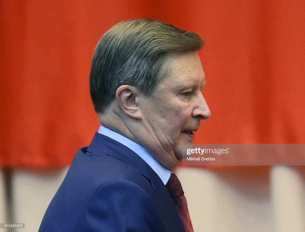 Sergei Ivanov will present Russia at the 70th anniversary of the liberation of the Auschwitz concentration camp 21.01.2015 38