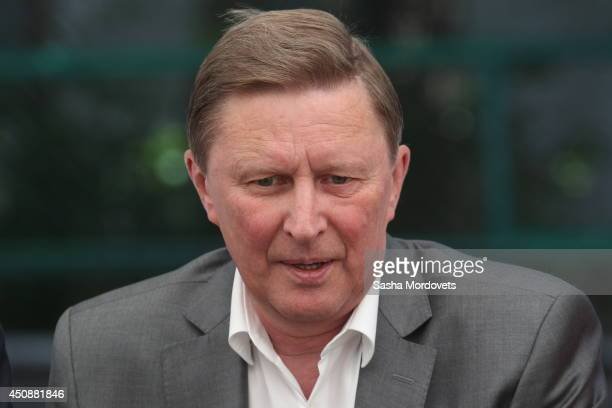 Sergei Ivanov will present Russia at the 70th anniversary of the liberation of the Auschwitz concentration camp 21.01.2015 51
