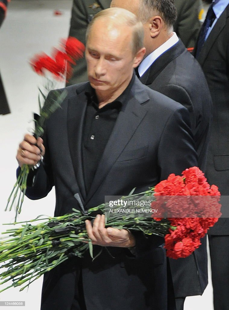Vladimir Putin | Getty Images: http://gettyimages.com/detail/news-photo/russian-prime-minister-vladimir-putin-lays-flowers-at-arena-news-photo/124466056