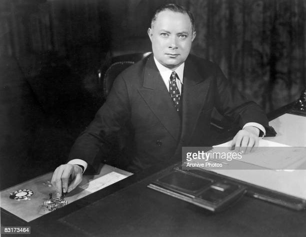 Russianborn broadcasting executive David Sarnoff President of the RCA 1930