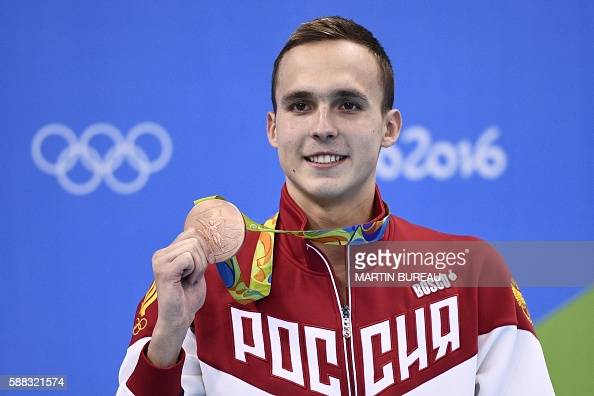 Resultado de imagen de Anton Chupkov swimmer rio
