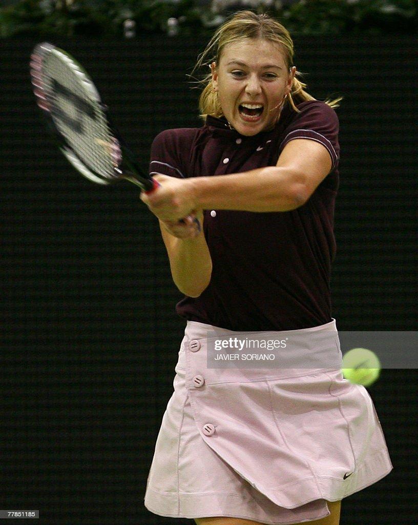 Sony Ericsson WTA Championship s and