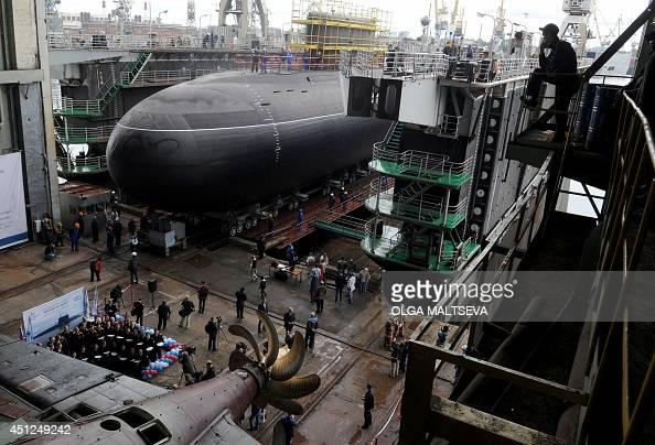 подводная лодка гази