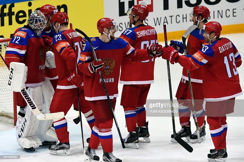 sweden vs russia hockey