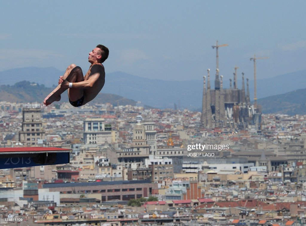 Victor minibaev getty images for Piscina municipal