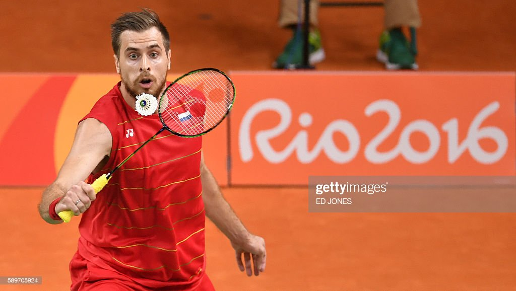 Badminton - Olympics: Day 10