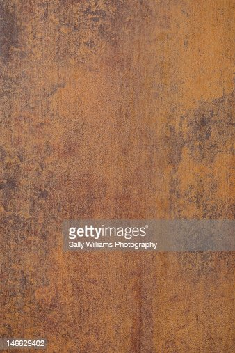 A rusted metal background : Stock Photo