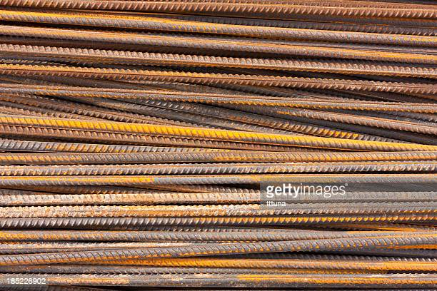 rusted textured metal, creative abstract design background photo
