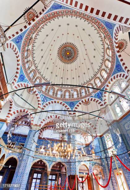 Rustem Pasha Mosque From Istanbul, Turkey