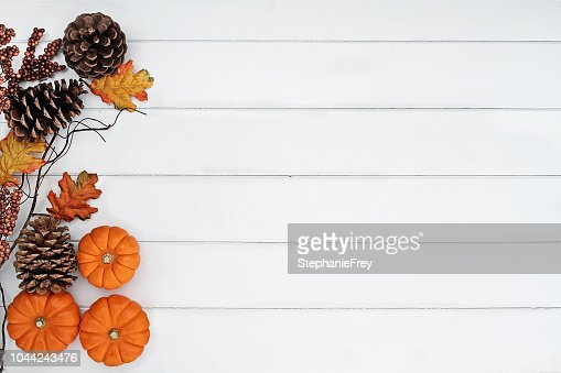 Rustic fall background : Stock Photo