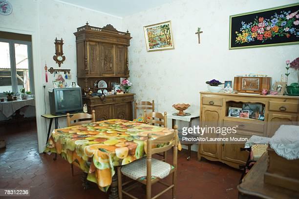 Rustic home interior