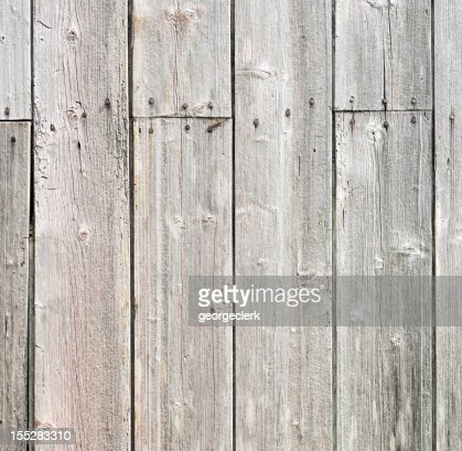 Rustic Pale Wood Background