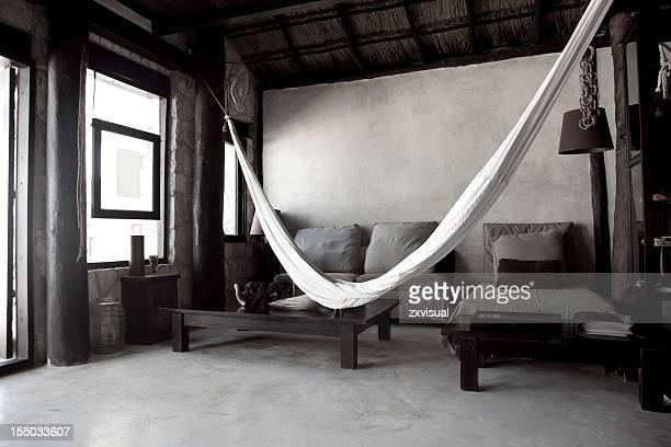 Rustic Room at Coqui Coqui in Tulum Mexico