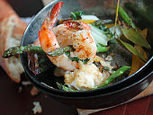 Rustic Shrimp