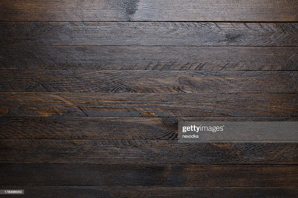 Rustic Wooden Table : Stock Photo
