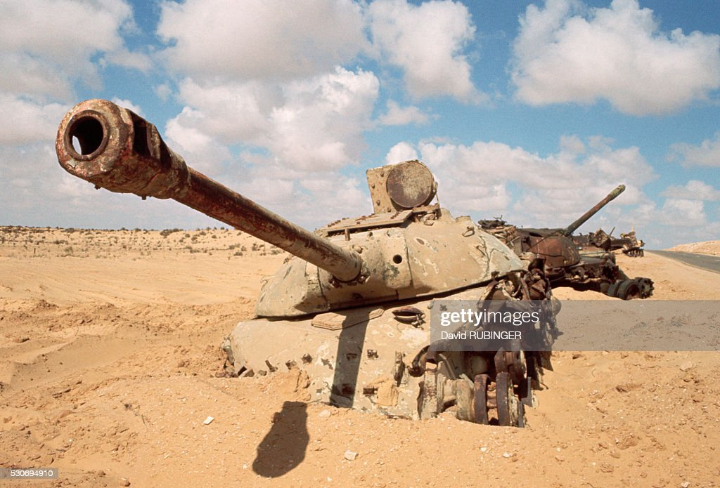 Image result for weapons rusting in the desert