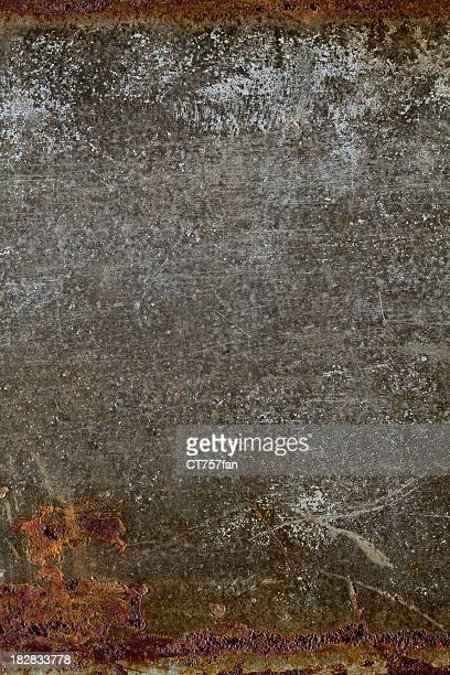 Rusty concrete grunge background