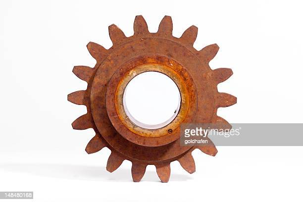 rusty équipement, heavy metal