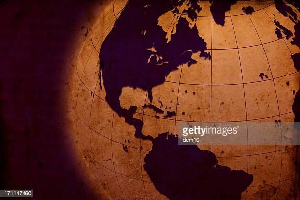 Rusty Globe