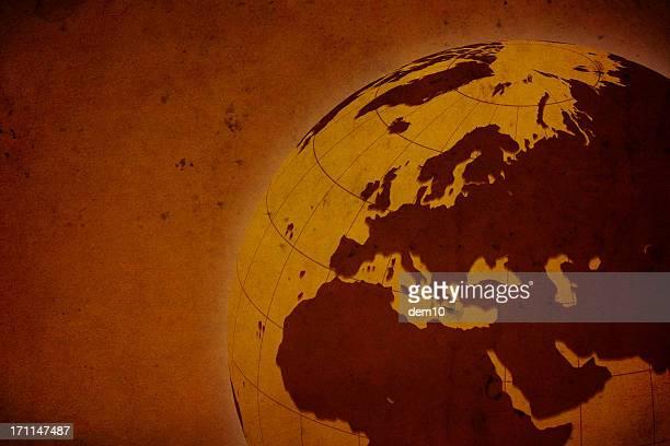 Rusty monde entier