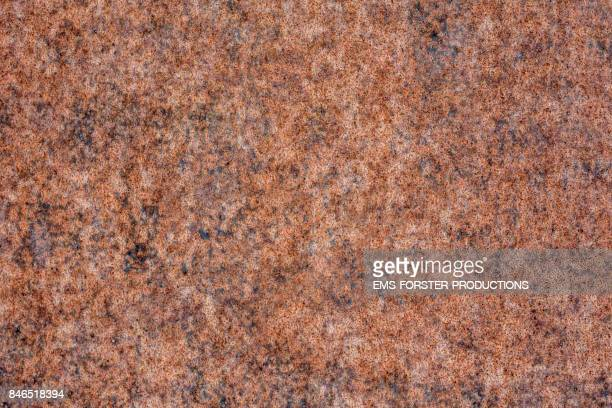 rusty metal background - fine structure
