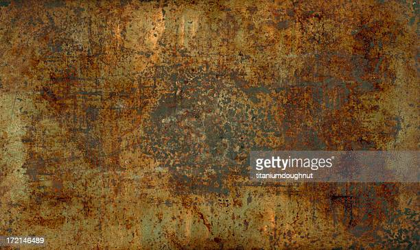 Rusty sheet metal; HIGH RES 9.6mp