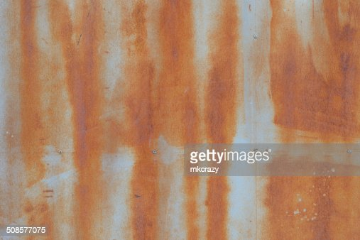 rusty wall : Stock Photo