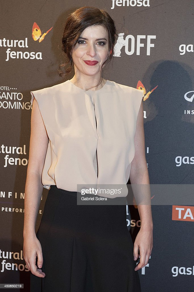 Rut Santamaria attends '10.000 Noches en Ninguna Parte' Madrid Premiere at Callao cinema on November 19, 2013 in Madrid, Spain.