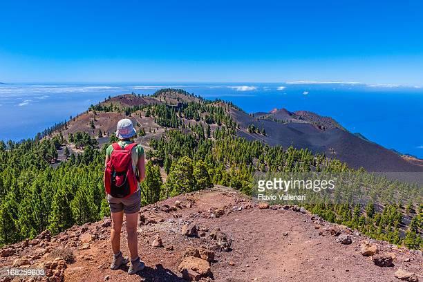 Ruta de Los Volcanes, La Palma