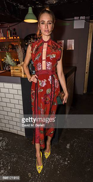 Ruta Gedmintas attends the press night/afterparty for 'Unfaithful' on August 31 2016 in London England