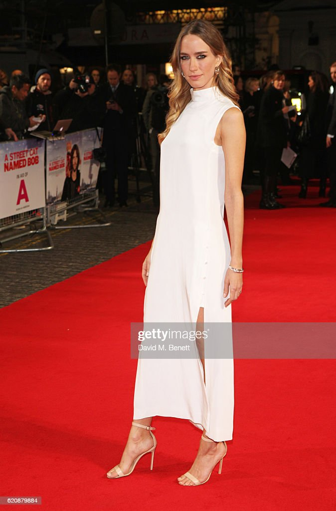 "The Duchess Of Cambridge Attends UK Premiere Of ""A Street Cat Named Bob"" In Aid Of Action On Addiction - VIP Arrivals"