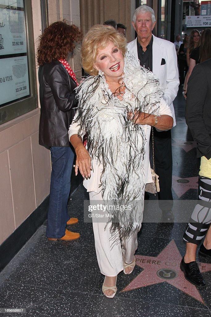 Ruta Lee as seen on May 29, 2013 in Los Angeles, CA.