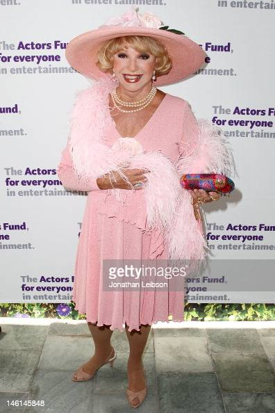 Ruta Lee attends The Actors Fund's 16th Annual Tony Awards Viewing Party Honoring Jason Alexander at Skirball Cultural Center on June 10 2012 in Los...