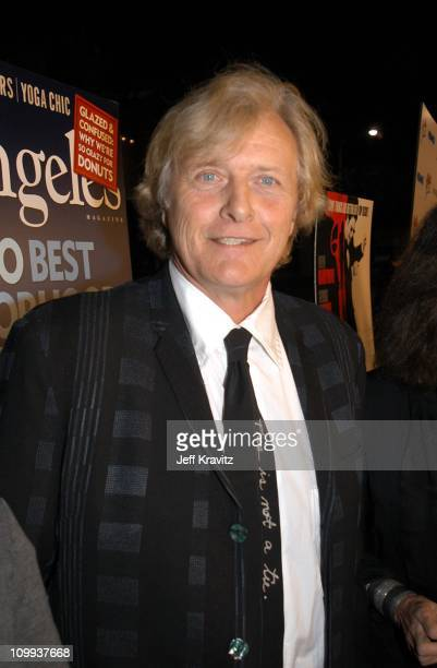 Rutger Hauer during Confessions of a Dangerous Mind Premiere at Mann Bruin Theatre in Westwood California United States