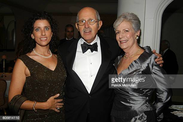 Ruth Aledort Lou Aledort and Sandra Coudort attend Mount Sinai Breast Health Resource Program's CELEBRATION OF LIFE GALA at Waldorf Astoria on...