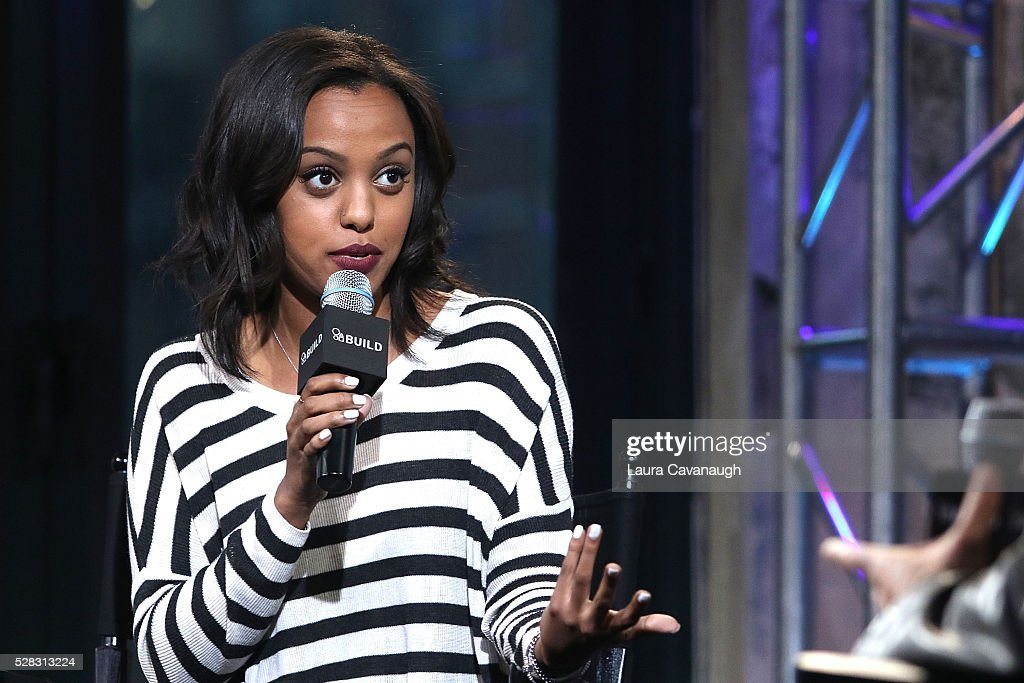 Ruth B. attends AOL Build Speaker Series at AOL Studios In New York on May 4, 2016 in New York City.